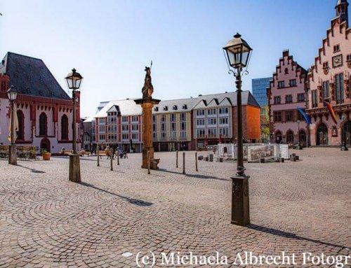 Frankfurt in der Corona-Krise